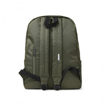 SANDSTONE Tag Duo Zip Daypack | Army - 213