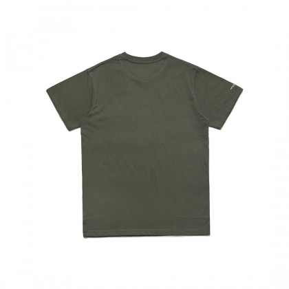 High Cultured Core Tee | Army - 806